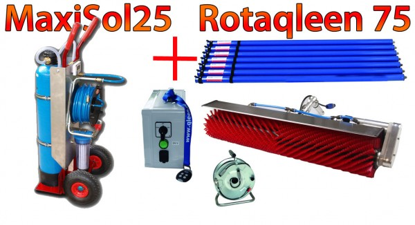 MaxiSol25 + Rotaqleen